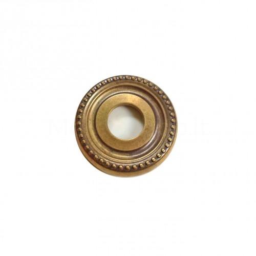 Rosone per rubinetto Morelli TEMPO - Ottone Made in Italy