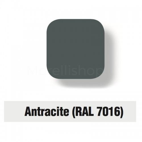 Servizio di verniciatura colore RAL 7016 - ANTRACITE per Fontana