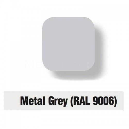 Servizio di verniciatura colore RAL 9006 - METAL GREY