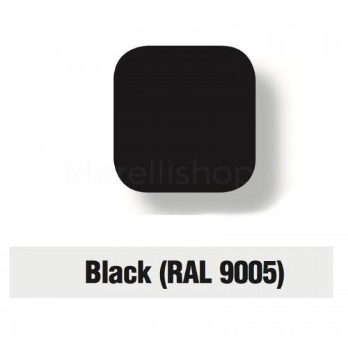 Servizio di verniciatura colore RAL 9005 - BLACK