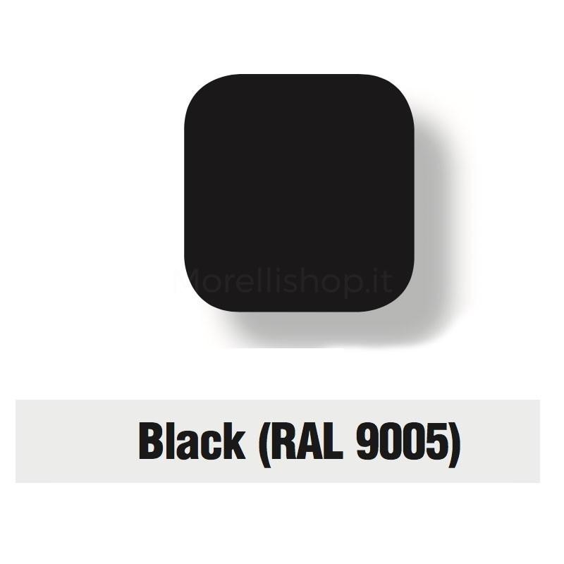 Servizio di verniciatura colore RAL 9005 - BLACK per Fontana