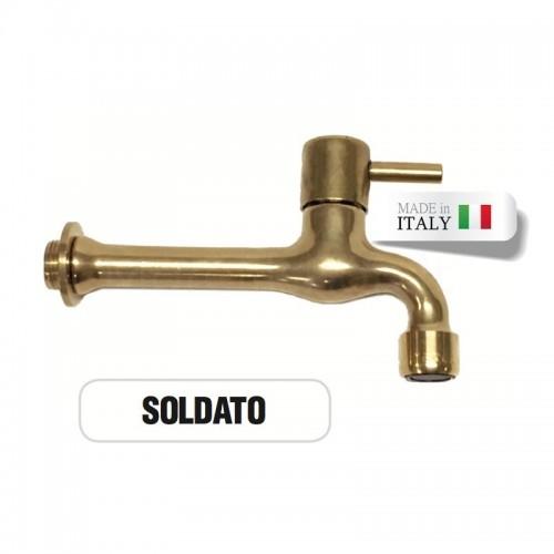 Rubinetto in ottone Mod. SOLDATO Morelli