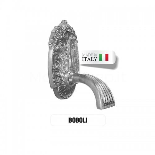 Erogatore rubinetto continuo in ottone cromato Mod. BOBOLI Morelli