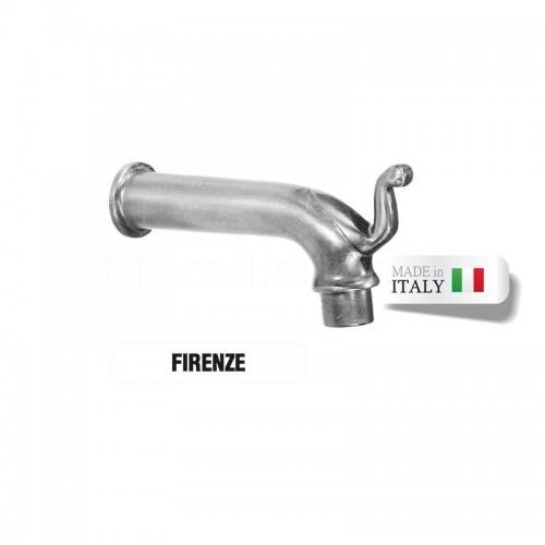 Erogatore rubinetto continuo in ottone cromato Mod. FIRENZE Morelli