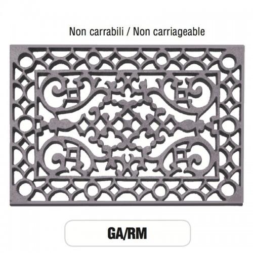 Griglia di Aerazione Mod. GA-RM in alluminio Morelli - NON CARRABILE