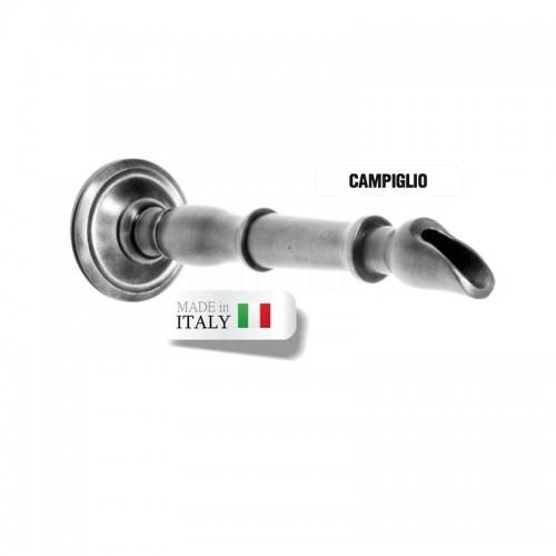 Erogatore rubinetto continuo in ottone cromato Mod. CAMPIGLIO Morelli
