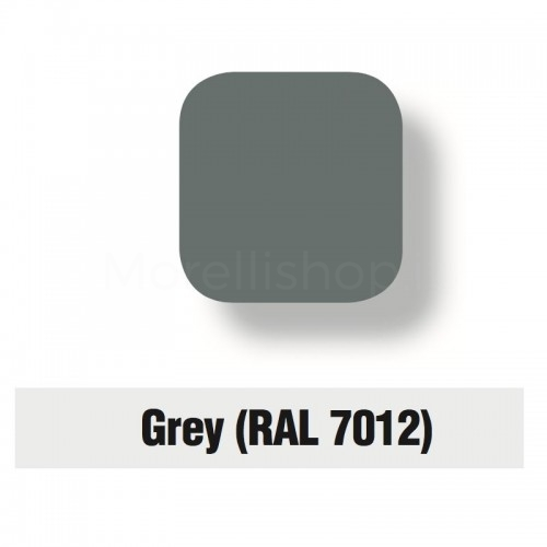 Servizio di verniciatura colore RAL 7012 - GREY per per Fontana a muro