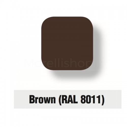 Servizio di verniciatura colore RAL 8011 - BROWN