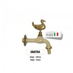 Servizio di verniciatura colore BEIGE RAL 1001 per rubinetti in ottone Morelli