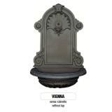 Fontana a muro in ghisa Mod. SOLO CORPO VIENNA - PERSONALIZZABILE Morelli - Fontana giardino