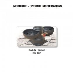 Installazione seconda vasca posteriore - Monachella Smart