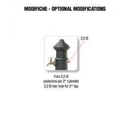 Foratura posteriore per aggiunta rubinetto - Apulia Smart - Servizio su misura