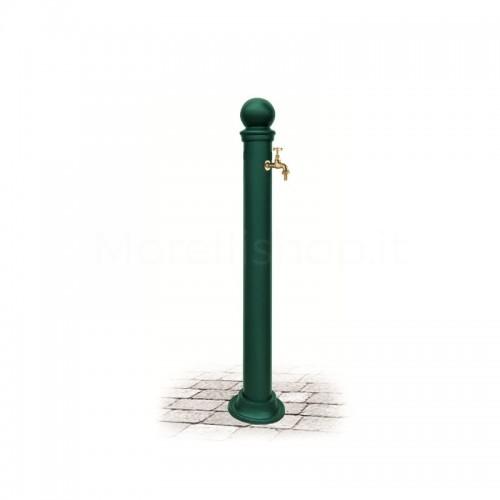 Fontana da giardino in ghisa e ferro Mod. EUGENIA GREEN Morelli - Arredo esterno