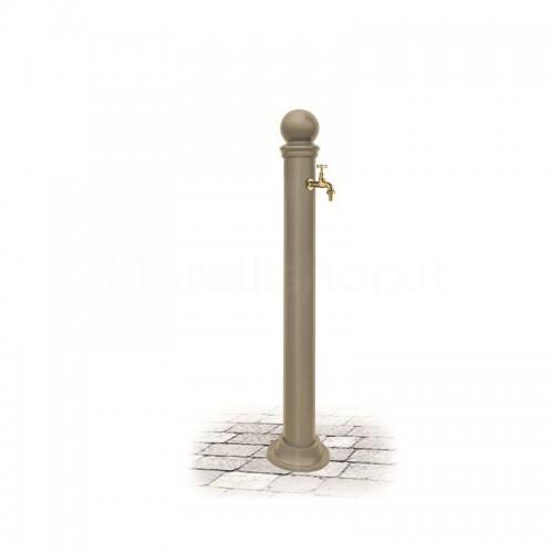 Fontana da giardino in alluminio Mod. EUGENIA BEIGE Morelli - Arredo esterno