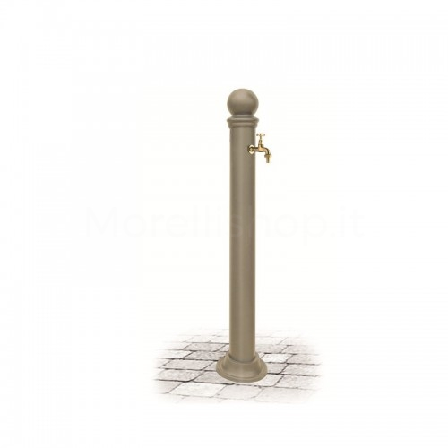 Fontana da giardino in ghisa e ferro Mod. EUGENIA BEIGE Morelli - Arredo esterno