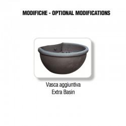 Installazione vasca - Fungo