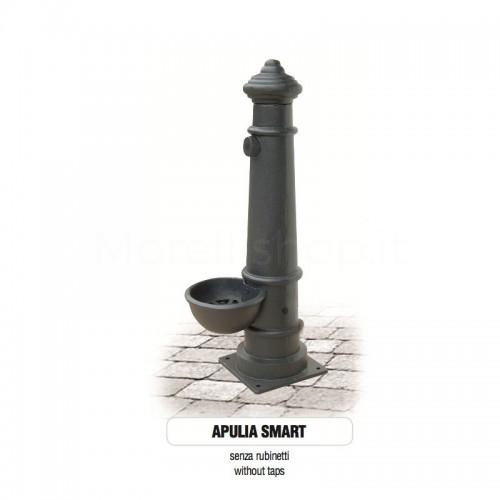 Fontana da giardino in ghisa Mod. SOLO CORPO APULIA SMART - PERSONALIZZABILE Morelli - Arredo esterno