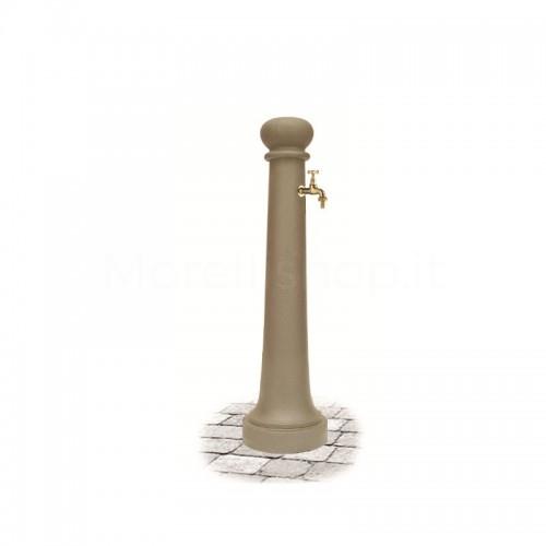 Fontana da giardino in ghisa Mod. Junior BEIGE Morelli - Arredo esterno
