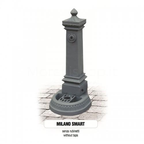 Fontana da giardino in ghisa Mod. SOLO CORPO MILANO SMART - PERSONALIZZABILE Morelli - Arredo esterno