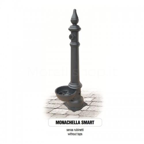 Fontana da giardino in ghisa Mod. SOLO CORPO MONACHELLA SMART - PERSONALIZZABILE Morelli - Arredo esterno