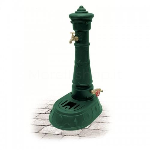 Fontana da giardino in ghisa Mod. MORAVA SMART GREEN Morelli - Arredo esterno