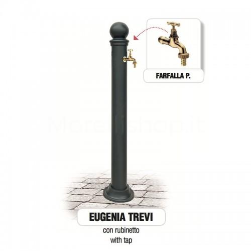 Fontana da giardino in ghisa e ferro Mod. EUGENIA TREVI Morelli - Arredo giardino
