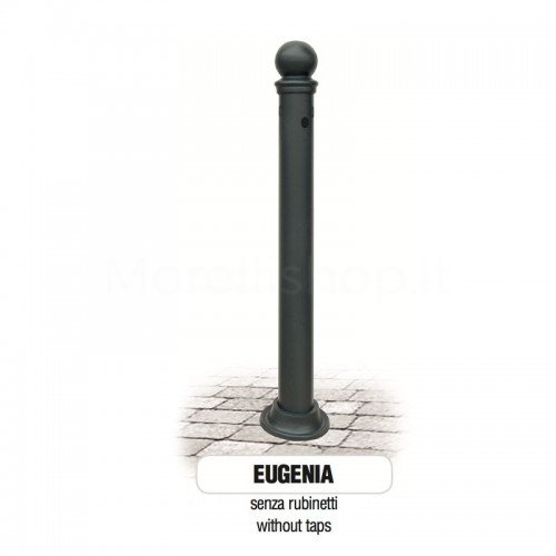 Fontana da giardino in ghisa e ferro  Mod. SOLO CORPO EUGENIA - PERSONALIZZABILE Morelli - Arredo esterno