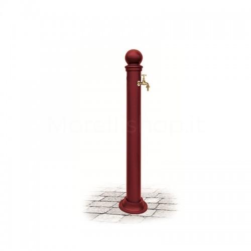 Fontana da giardino in ghisa e ferro Mod. EUGENIA RED Morelli - Arredo esterno