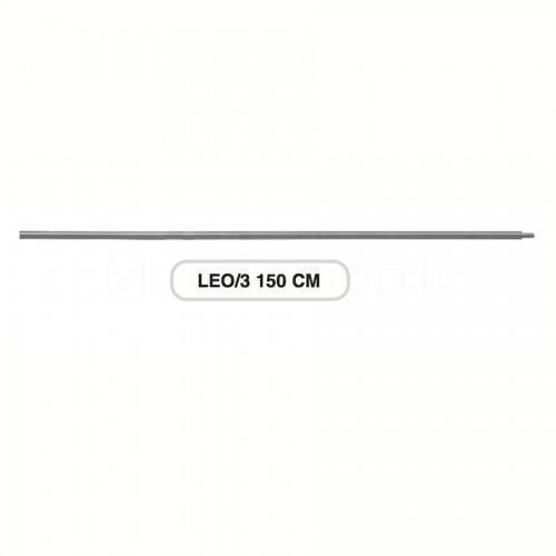 Prolunga 150cm PER Corrimano estensibile Morelli IN ferro battuto Mod. LEO/3/150CM