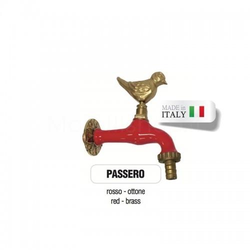 Servizio di verniciatura colore ROSSO RAL 3002 per...