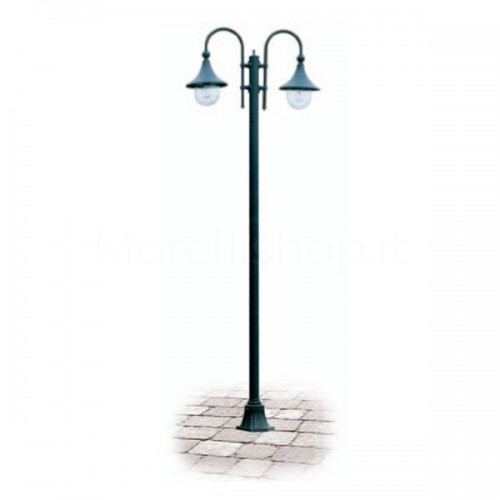 Lampione Mod. U1104 Morelli - Arredo giardino