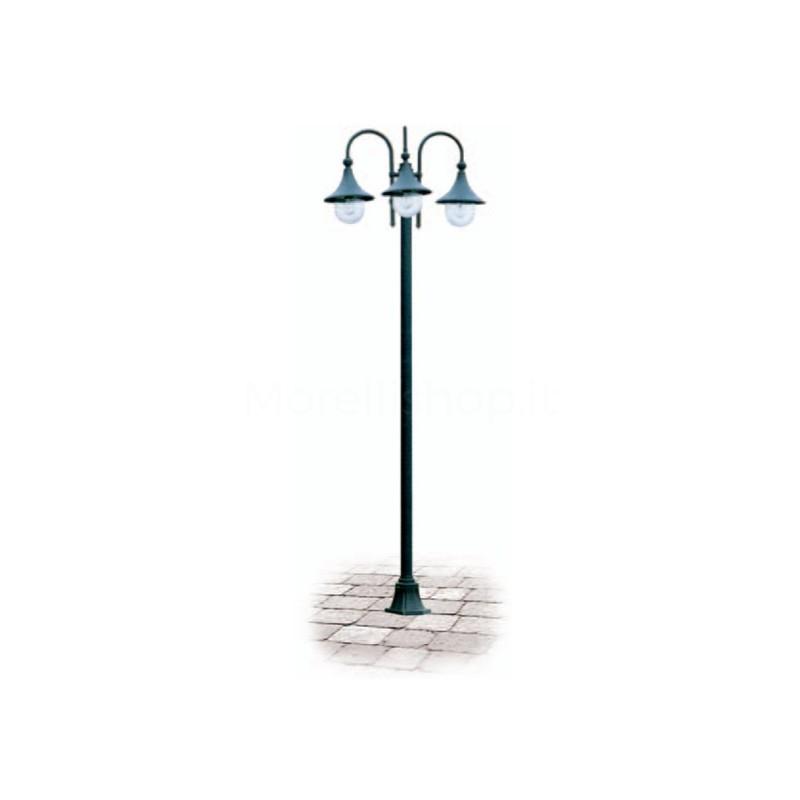Lampione Mod. U1105 Morelli - Arredo giardino