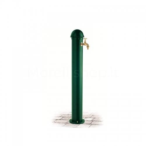Fontana da giardino in alluminio LOLA GREEN Morelli
