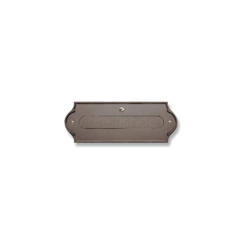 Asola testa di moro Mod. PLMAP/TM Morelli per cassetta postale