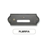 Sportello antracite Mod. PLMRP/A Morelli ritiro posta per cassetta postale