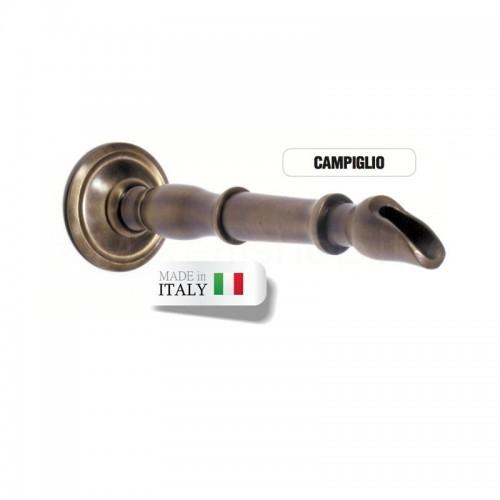 Erogatore rubinetto continuo in ottone Mod. CAMPIGLIO Morelli