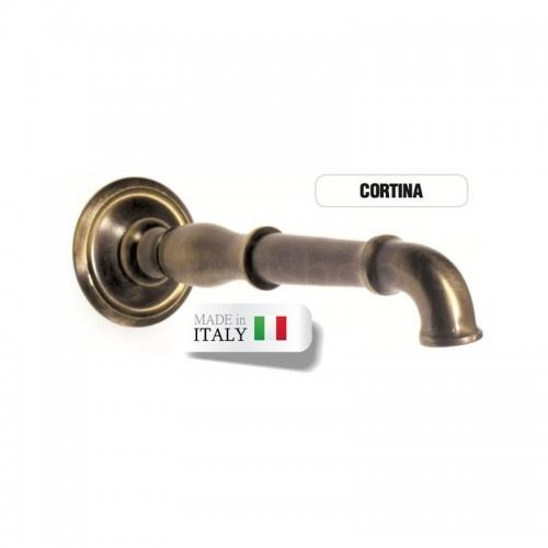 Erogatore rubinetto continuo in ottone Mod. CORTINA Morelli