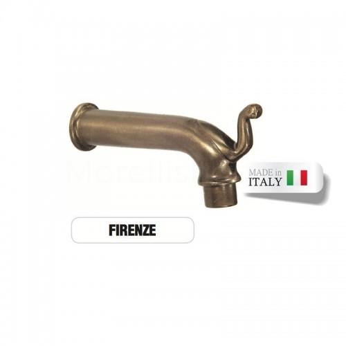 Erogatore rubinetto continuo in ottone Mod. FIRENZE Morelli