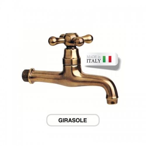 Rubinetto in ottone Mod. GIRASOLE  Morelli