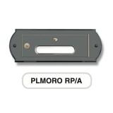 Sportello ritiro per cassetta postale antracite Mod. PLMORORP/A Morelli