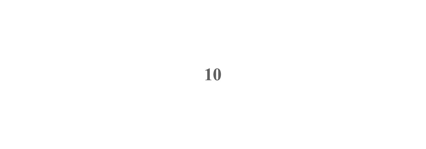 Pulsantiera da 10 Nomi