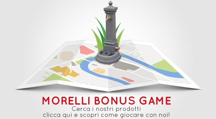 Morelli Bonus Game!